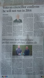 Meath Chronicle Land