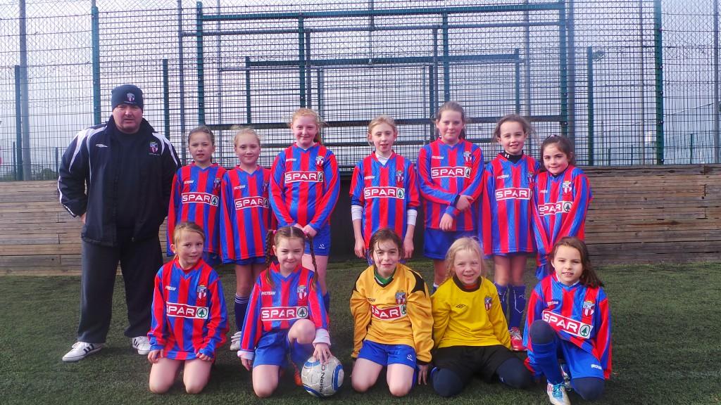 Under 10 Girls